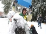 Oregon Football Player To Miss Game After Snowball Fight