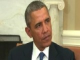 Obama: Steps Russia Has Taken Violate 'international Law'