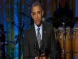 Obama Misspells 'respect' While Honoring Aretha Franklin