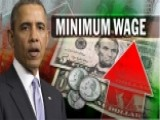 Obama Riding Health Care Momentum To Raise Minimum Wage?
