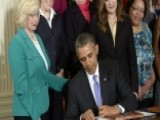 Obama Turning The Page On Health Care With Equal Pay Push