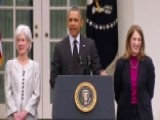 Obama Pays Tribute To Sebelius, Announces Replacement