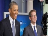 Obama Announces Jay Carney Resigning As Press Secretary