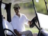 Obama Stays Course On Golf Game After Horrific ISIS Video