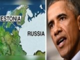 Obama Sends Message To Putin With Stop In Estonia