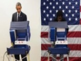 Obama Encounters 'jealous' Boyfriend At Voting Booth