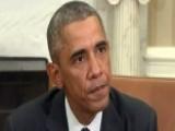 Obama: We Need To Remain Vigilant Against Senseless Violence