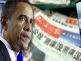 Obama Embarks On Asian Trip Following Dem Defeats In US