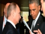 Obama Seen Speaking With Putin At Chinese Economic Summit