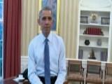 Obama: Washington Has Allowed Immigration Problem To Fester