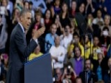 Obama Rallies Support For Executive Action On Immigration