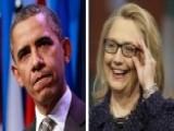 Obama's 'new Car Smell' At Slap At Hillary Clinton?