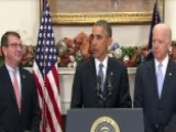 Obama Announces Ashton Carter As Defense Secretary Nominee