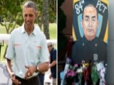 Obama Remains In Bubble As NY Mourns, Cop Tension Rises