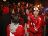 Ohio State's Big Win Leads To Chaos On Streets Of Columbus