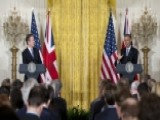 Obama: We Count UK As One Of Our Greatest Friends, Allies