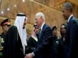 Obama, US Delegates, Meet With New Saudi Leadership