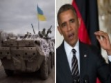 Obama Leaves Door Open To Arming Ukrainian Troops