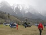 Officials: No Distress Signal During Jet's 8-minute Descent