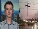 Oklahoma Teen Finds Hanging Cross Among Tornado Debris