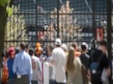 Orioles-White Sox Baseball Game Closed To Public After Riots