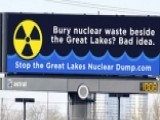 Outrage Over Great Lakes Nuclear Waste Plan