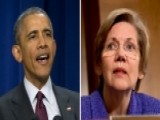 Obama And Warren Have 'war Of Words' Over Trade Deal