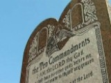 Oklahoma Ten Commandments Monument Ruled Unconstitutional