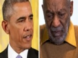 Obama: No Precedent For Revoking Cosby's Medal Of Freedom