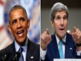 Obama, Kerry 00004000 Face Tough Sell To Congress On Iran Deal