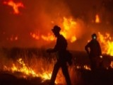 Over 13,000 People Urged Or Forced To Flee Calif. Wildfire