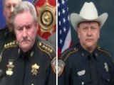 Officials Brief The Press On Murder Of Texas Deputy