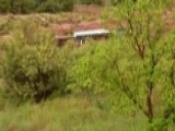 Onlookers React In Horror As SUV Swept Away In Flash Floods