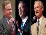 O'Malley, Chafee, Webb Strategize Before Democratic Debate