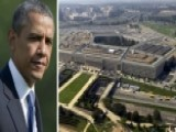 Obama Holds Meeting At Pentagon To Discuss ISIS Strategy