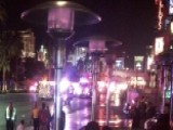 One Killed, Dozens Injured In Las Vegas Car Crash