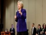 Officials: Clinton E-mails Contained Info Beyond Top Secret