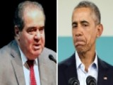 Obama, 'obstructionist' Senate Draw Lines Over Scalia