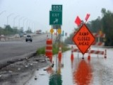Officials Close Parts Of Texas Interstate Due To Flooding