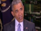 Obama Downplays Clinton's Use Of A Private E-mail Server