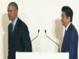 Obama Tries To Strengthen Ties With Japan Amid Controversy