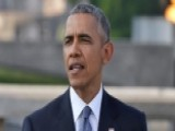 Obama Calls For Reduction Of Nuclear Stockpiles In Hiroshima