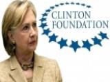 Officials: No Federal Investigation Into Clinton Foundation