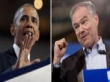 Obama, Kaine Warn Democrats Not To Get Cocky About Election