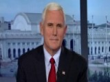 One-on-one With Governor Mike Pence