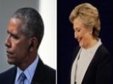 Obama Dismisses FBI-Clinton Aide Impropriety Allegations