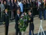 Obama Marks Final Veterans Day As Commander In Chief