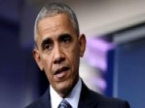 Obama Issues A Warning About Recent Political Shockwaves