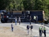 Official: 'Multiple Fatalities' In School Bus Crash 00004000