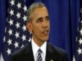 Obama Says Counterterrorism Plan Is Breaking Back Of ISIS